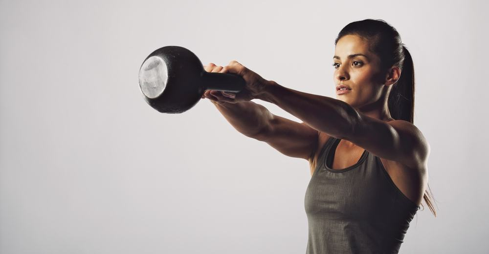 6 At-Home Kettlebell Workouts to Try